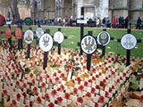 Remembrance Day at Whitehall