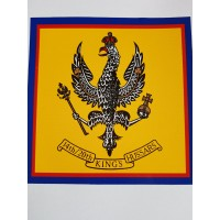 14/20 Kings Hussars sticker