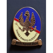 Pin Badge - The Reunion That Never Was
