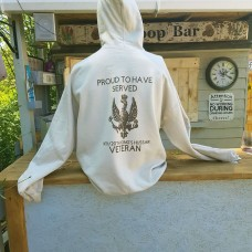 Veteran - Proud to have Served Hoodie