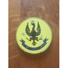 14/20th Kings Hussars car badge