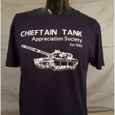 Army Vehicles Appreciation Society T-Shirt