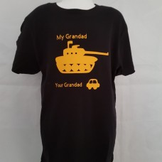 Mini Hussar Range of t-Shirts
