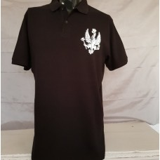 1420th Hawk on Polo Shirt