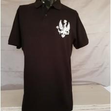 1420H Motif Polo Shirt
