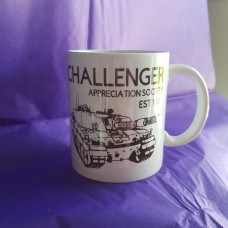 Army Vehicles Appreciation Society Mug
