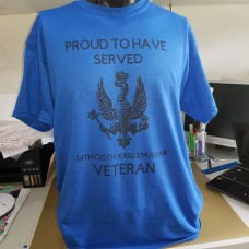 Veteran - Proud to have Served t-Shirt