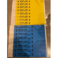 Noah's arc wristband